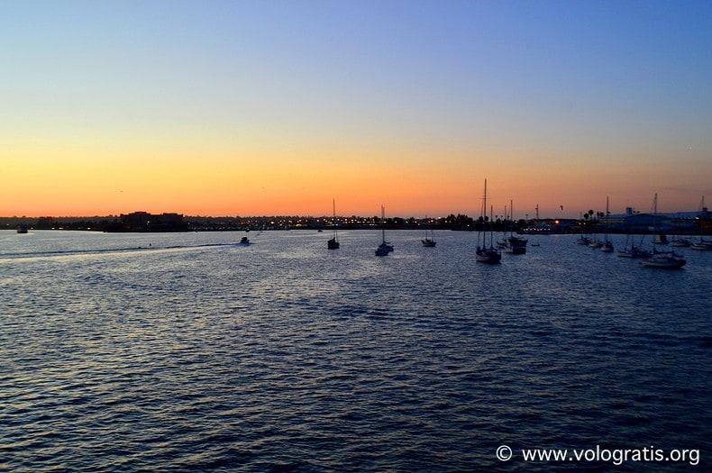 fotografia san diego tramoneot