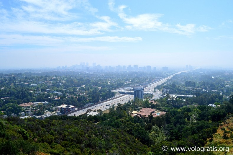 foto los angeles panorama