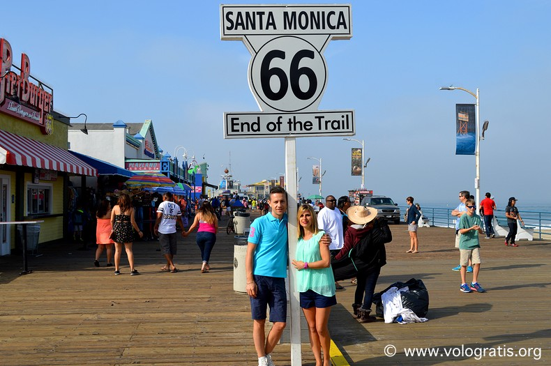 foto los angeles route 66