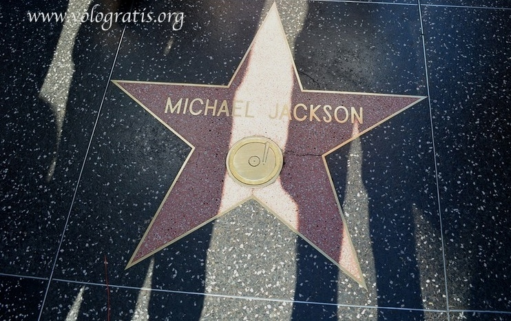foto los angeles walk of fame