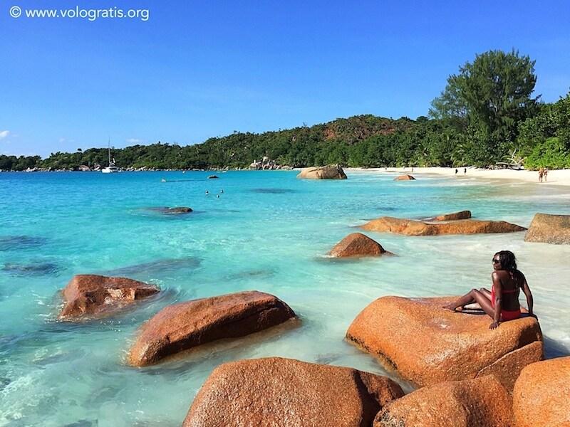 foto seychelles anse lazio