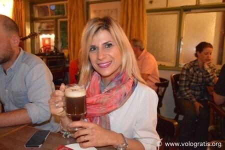 irish coffee preparazione