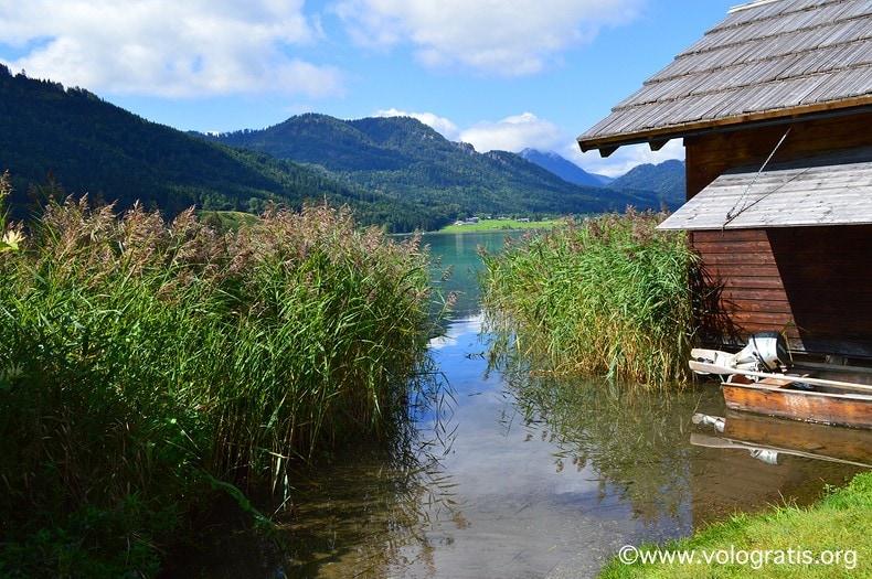 foto carinzia lago
