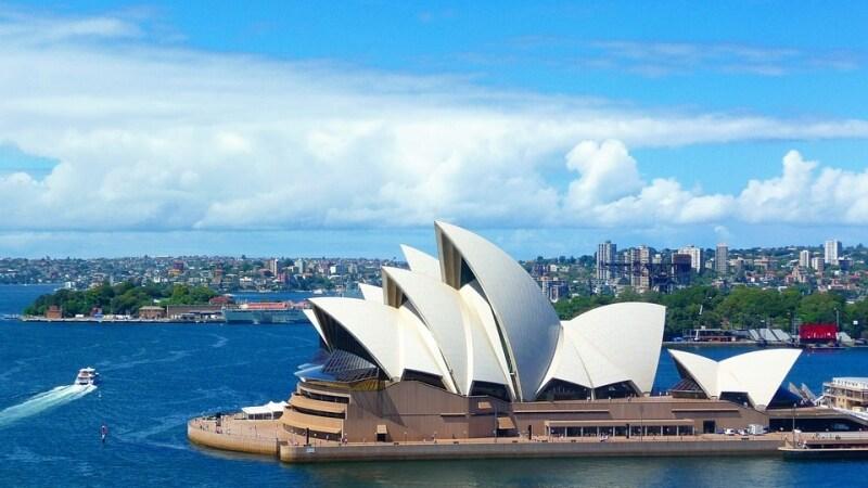 vinci un viaggio in australia