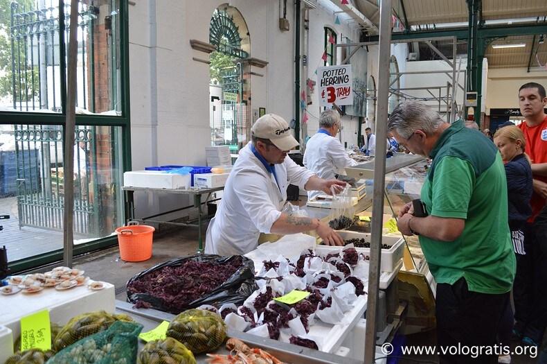 foto belfast mercato