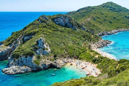 concorso vincere viaggio grecia corfu