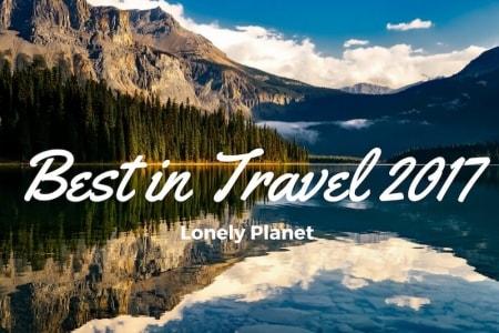 best in travel 2017