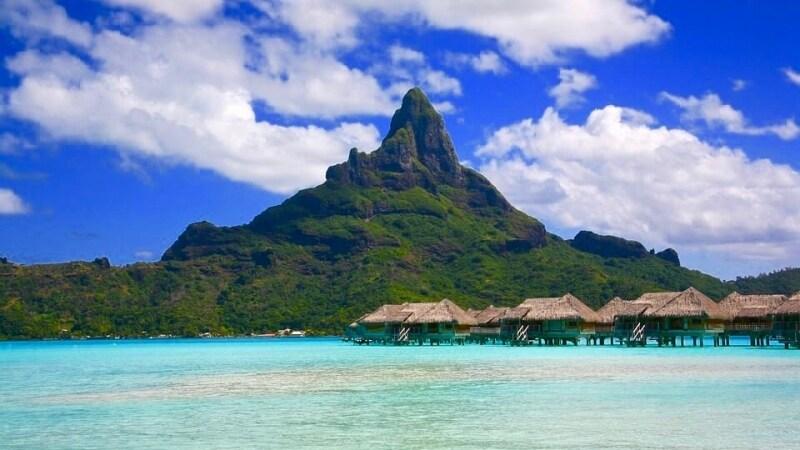 concorso per vincere un viaggio in Polinesia