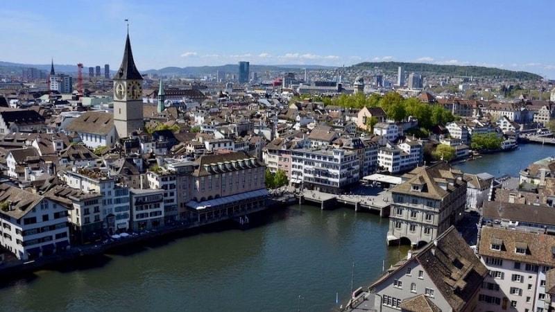concorso per vincere un viaggio a Zurigo