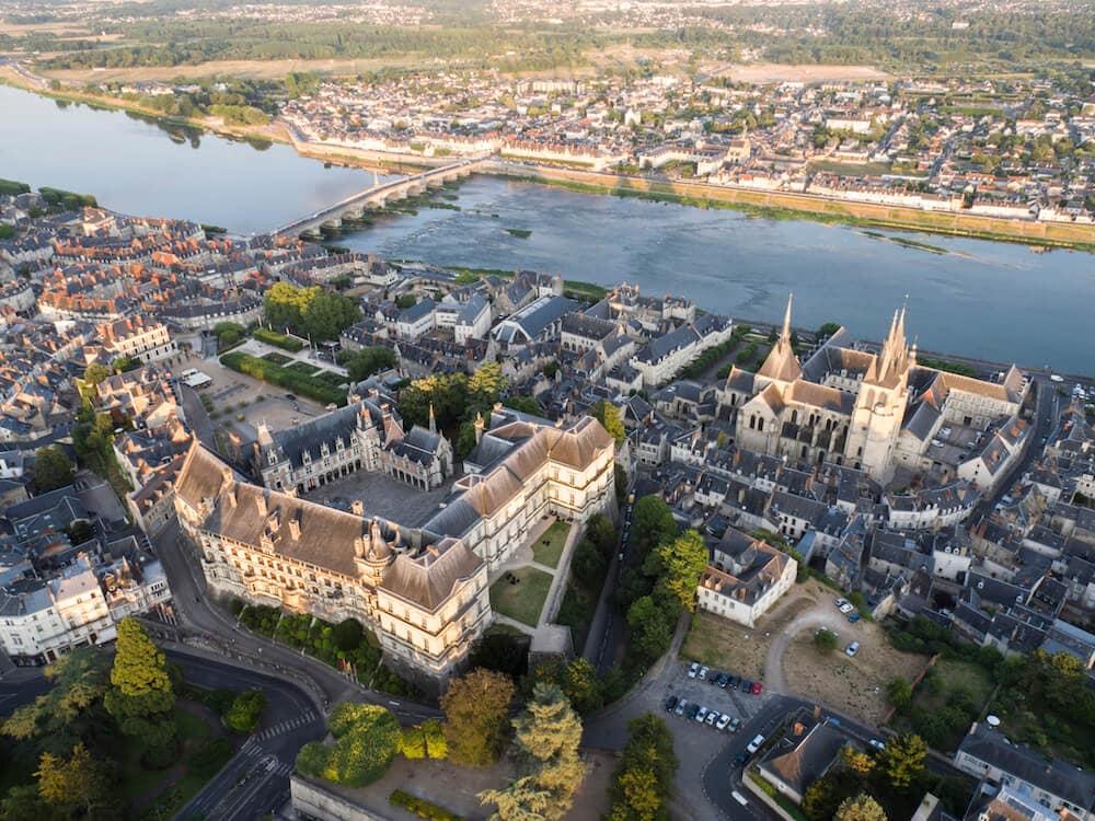 castelli della loira da vedere