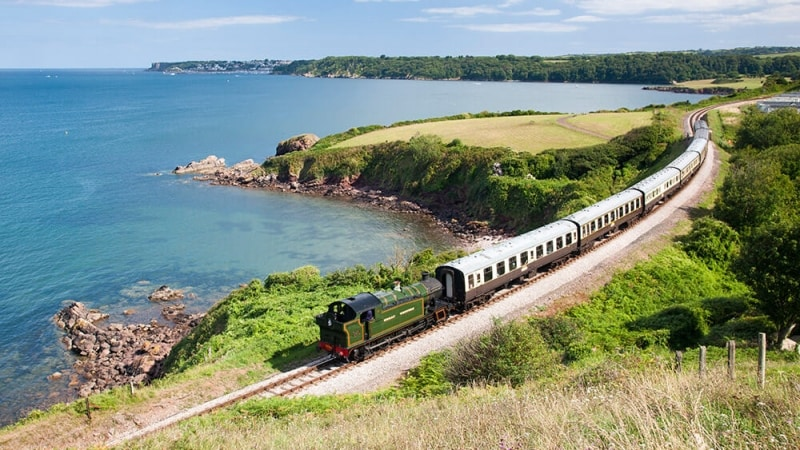Gita da Londra in treno