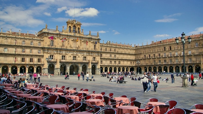 Cosa vedere a Salamanca