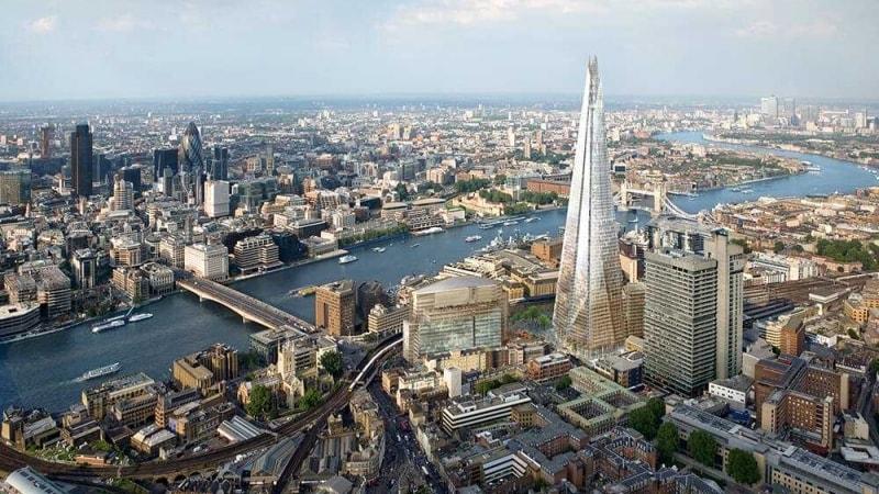 dove vedere Londra dall'alto