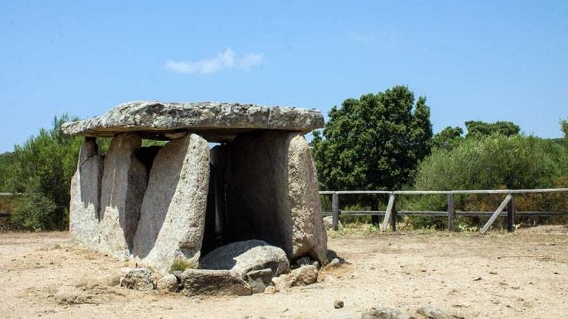Siti archeologici della Corsica - Piana di Cauria