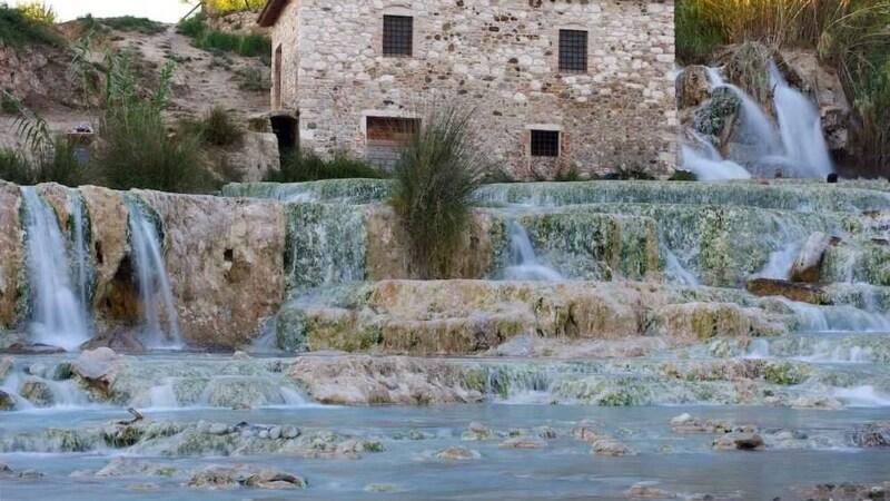 cascate mulino saturnia