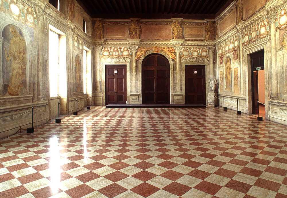 Siti patrimonio UNESCO in Veneto - Vicenza Teatro Olimpico