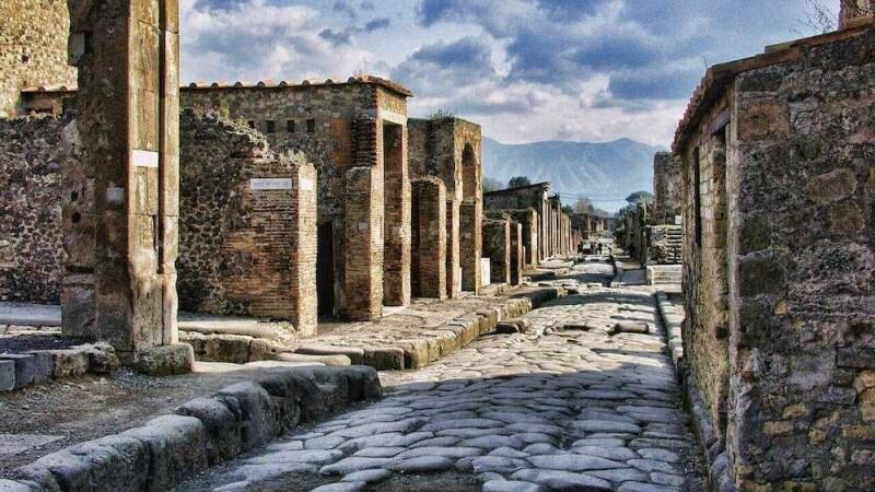 visitare pompei