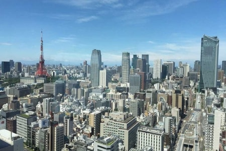 Panorami di Tokyo
