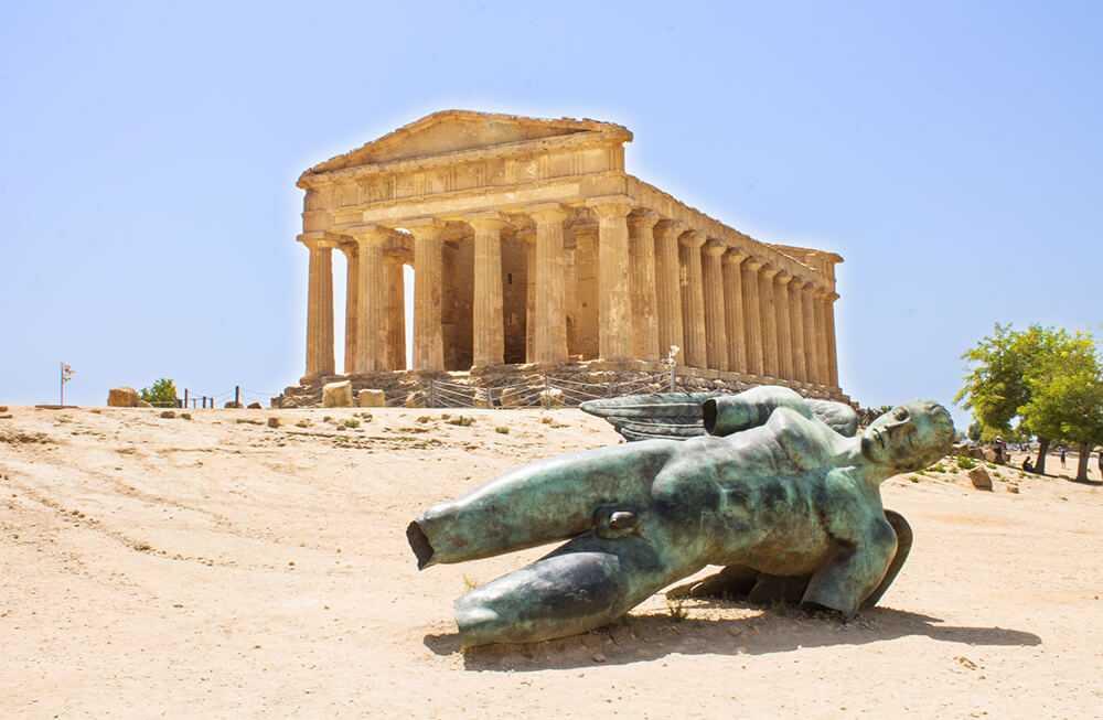 Siti patrimonio UNESCO in Sicilia - Valle dei Templi
