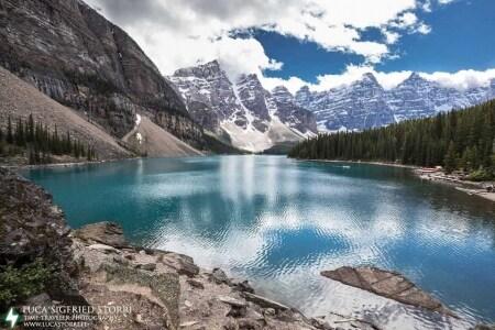 laghi del canada da vedere