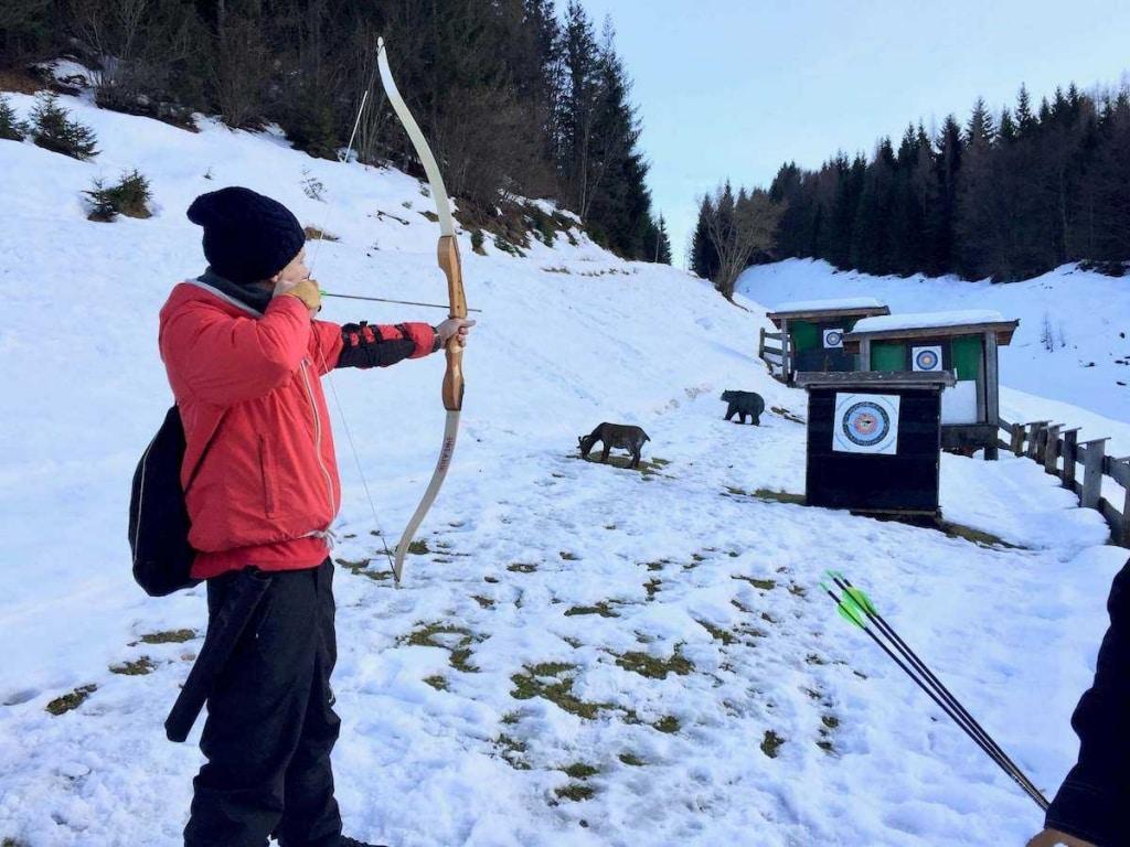 sport da fare d'inverno nel tirolo austriaco