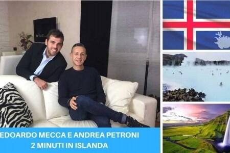 video viaggio islanda edoardo mecca andrea petroni