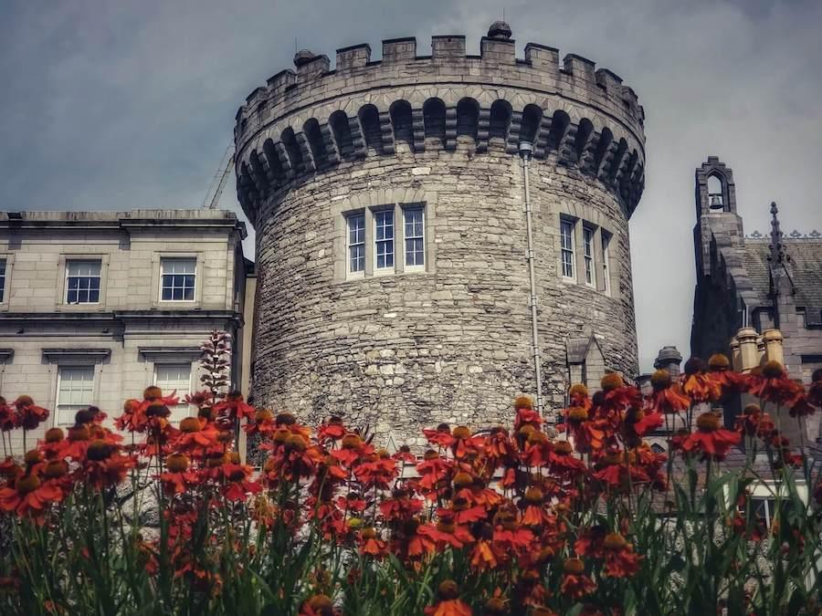 dublino cosa vedere castello