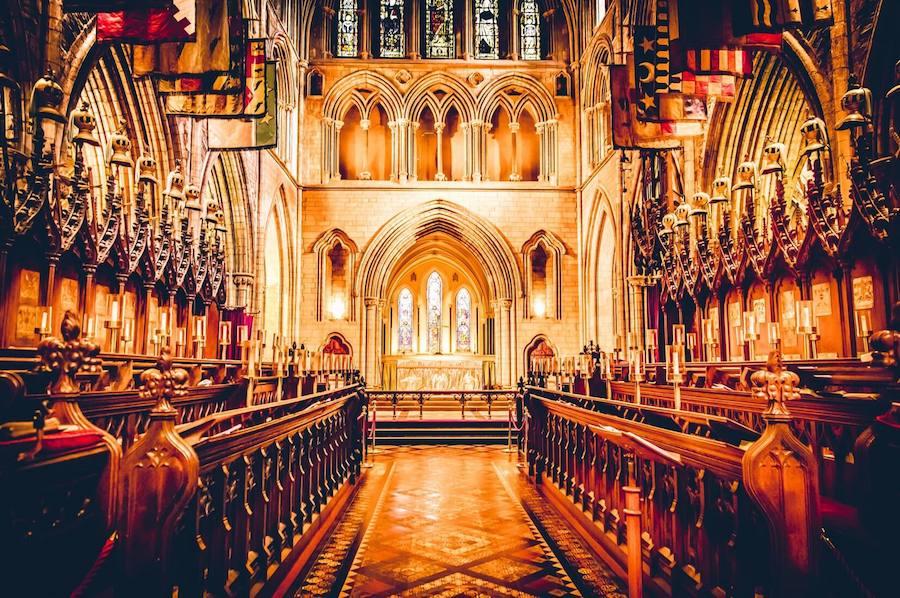 dublino cosa vedere cattedrale san patrizio