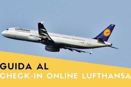 lufthansa check-in online