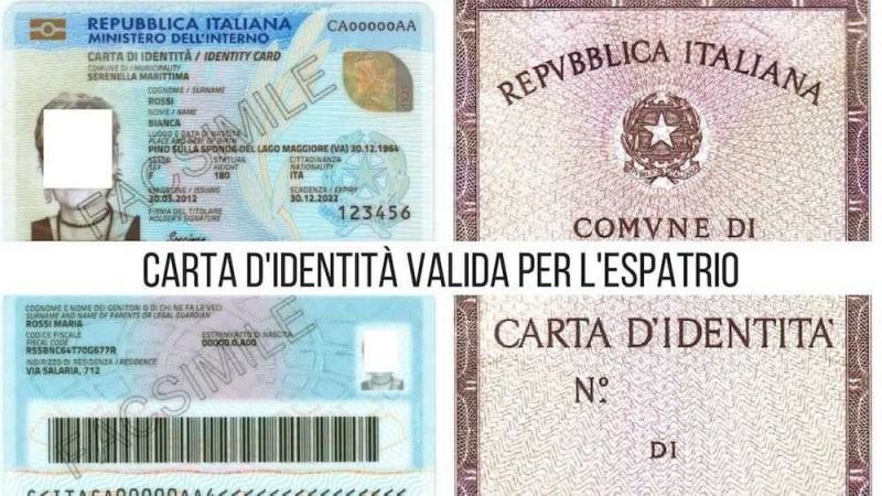 Carta d\'identità per l\'espatrio: guida completa | VoloGratis.org