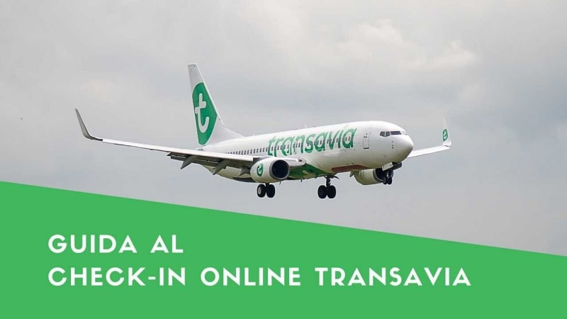 transavia check-in