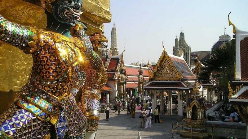 partenza per thailandia
