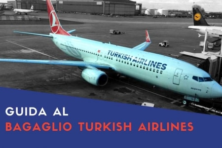 turkish airlines bagaglio