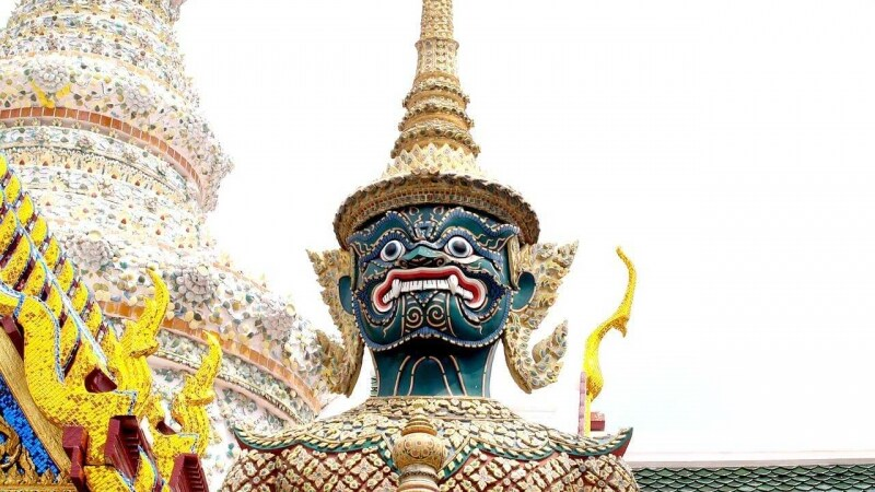 come arrivare bangkok dall'aeroporto