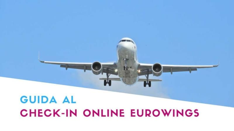 eurowings check in