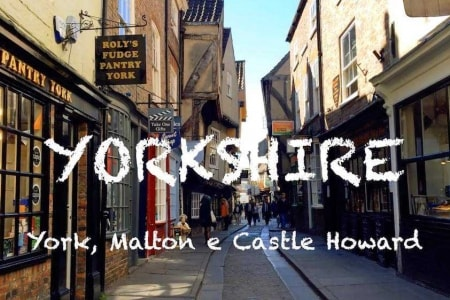 video yorkshire viaggio york malton
