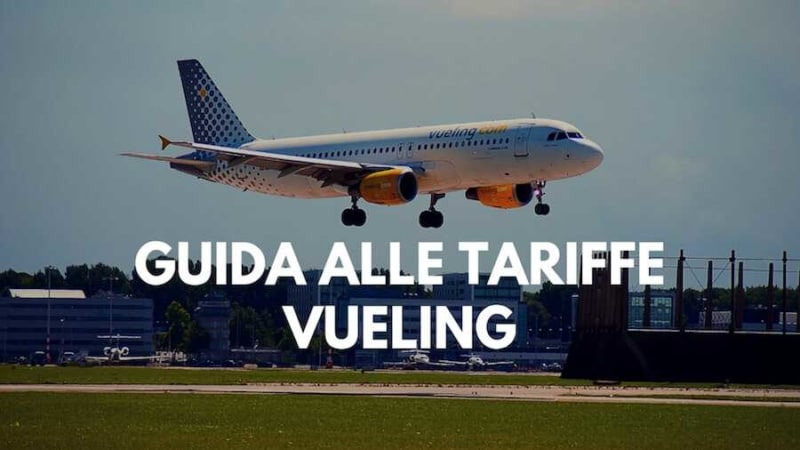 tariffe vueling basic optima family time flex
