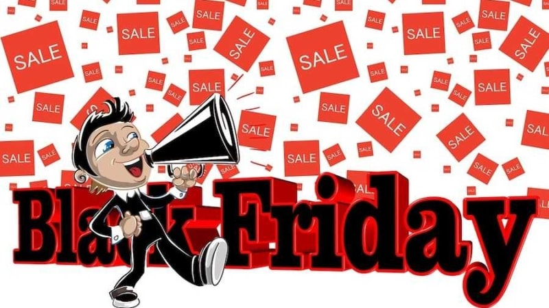 black friday voli viaggi