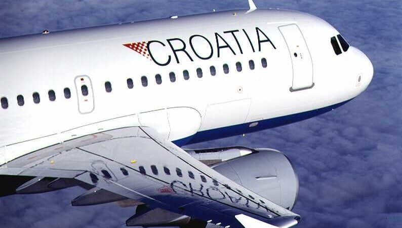 croatia airlines bagagli