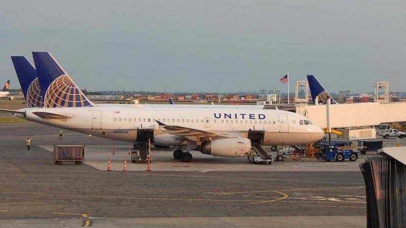united airlines bagaglio