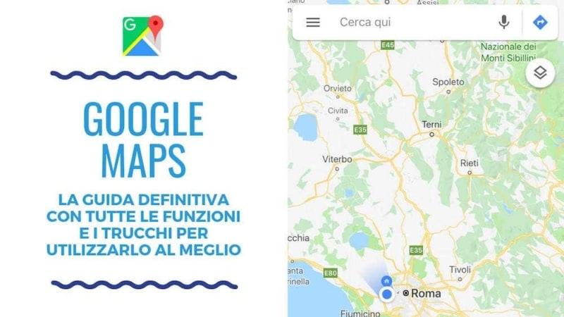 google maps navigatore 8