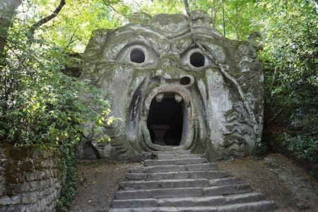 bomarzo parco dei mostri