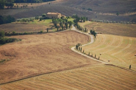 val d orcia video