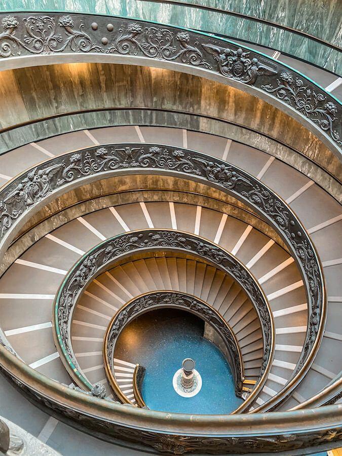musei vaticani scala elicoidale