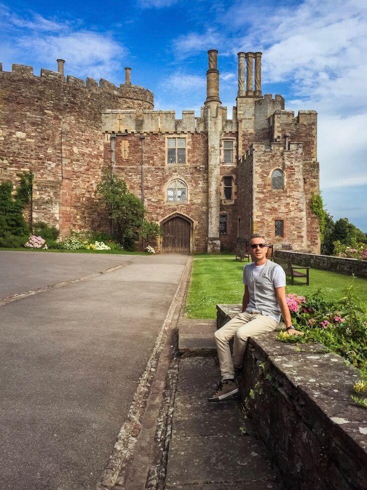 berkeley castle andrea petroni