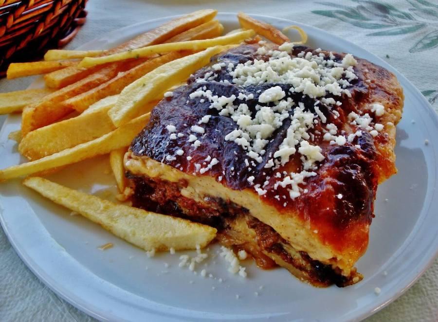 cucina greca moussaka