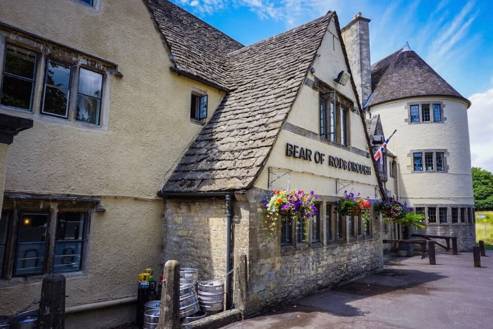 the bear of rodborough cotswolds 2