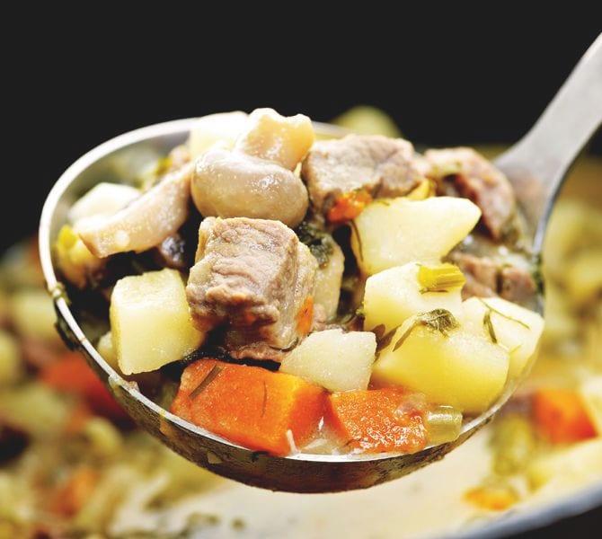 piatti tipici irlandesi irish stew