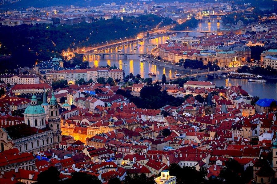 Praga weekend autunno