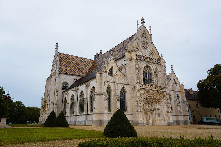 monastero brou a bourg-en-bresse